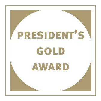 award_presidentsGold