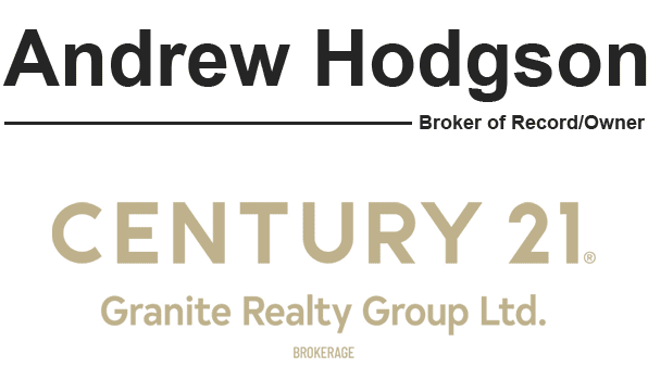 Andrew Hodgson Broker of Record/Owner