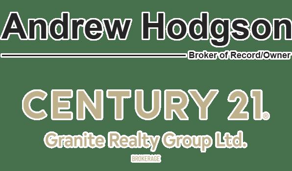 Andrew Hodgson Broker of Record/Owner