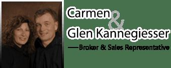Carmen & Glen Kannegiesser