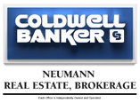 COLDWELL BANKER NEUMANN REAL ESTATE, BROKERAGE