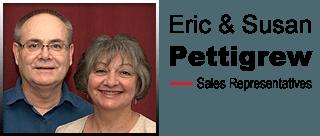 Eric and Susan Pettigrew
