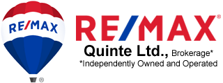 RE/MAX Quinte Ltd. Brokerage*