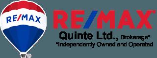 RE/MAX Quinte Ltd. Brokerage*