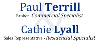 Paul Terrill and Cathie Lyall