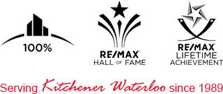 RE/MAX Awards - Serving Kitchener Waterloo since 1989