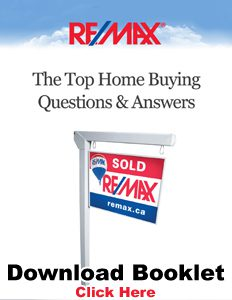 REMAX The Top Home Buying Questions & Answers