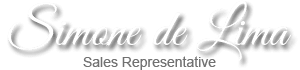 Simone de Lima Sales Representative