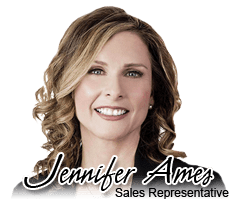 Jennifer Ames Sales Representative
