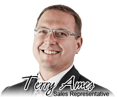 Terry Ames Sales Representative