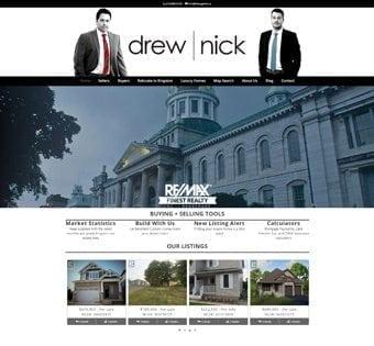 Drew Mayhew & Nick Kirkpatrick