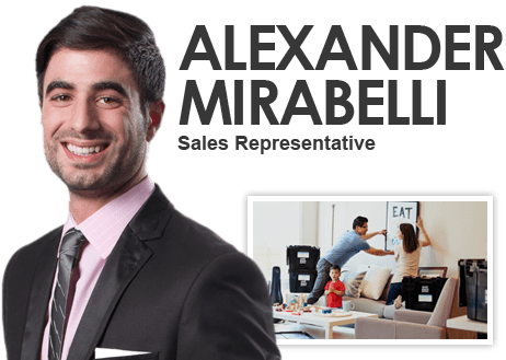 Alexander Mirabelli Sales Representative