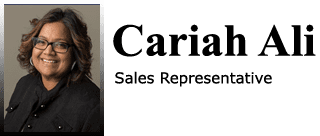 Cariah Ali