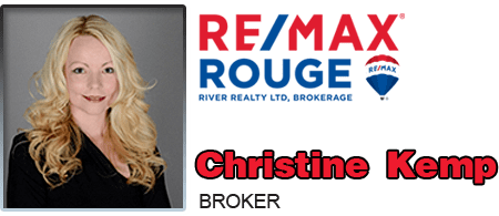 Christine Kemp - Re/Max Rouge River Realty Ltd. Brokerage