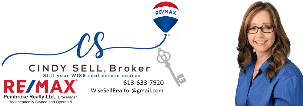 Cindy Sell - RE/MAX Pembroke Realty Ltd., Brokerage