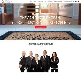 The Jan Oystrick Team
