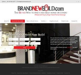 Brand New Build