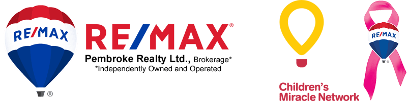 RE/MAX Pembroke Realty Ltd. - Children's Miracle Network - RE/MAX Cancer