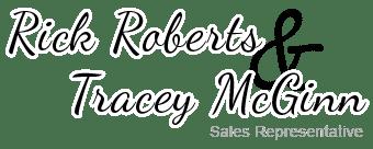 Tracey McGinn & Rick Roberts
