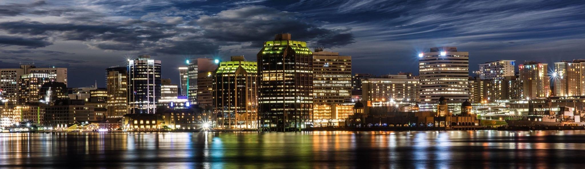 Halifax Skyline