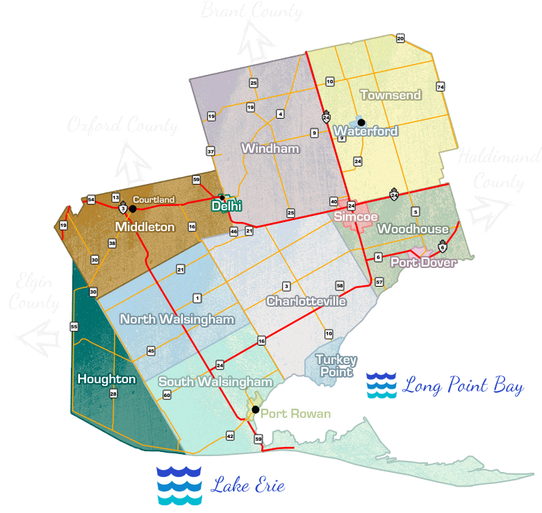Local Areas
