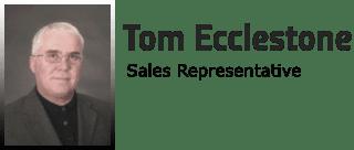 Tom Ecclestone