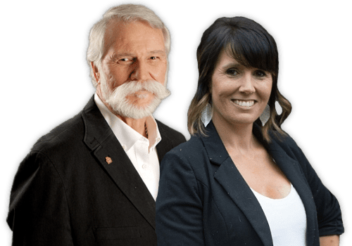 Tom & Lindsay Wilkinson