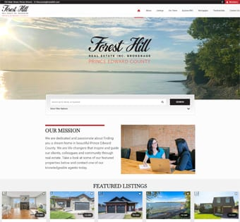 Forest Hill Real Estate Inc. Brokerage - Prince Edward County